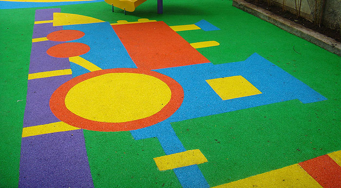 Rubber Safety Flooring Epdm The Playground Affair