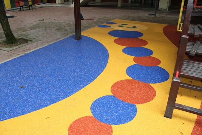 Rubber Safety Flooring Epdm The Playground Affair